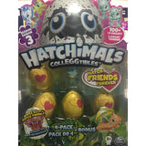Hachimals Colleggtibles 4-Pack Plus Bonus Season 3