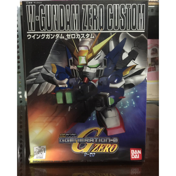 TTC Only- EW BB203-W. Gundam Zero Custom