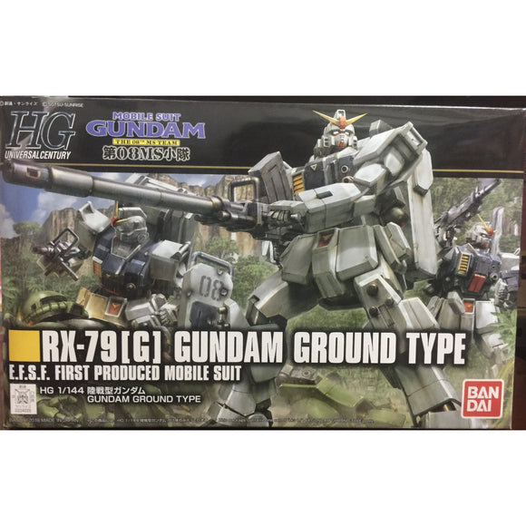 HG 1/144 RX-79 [G] Gundam Ground Type