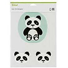 Cricut® Iron-On Designs™ Panda