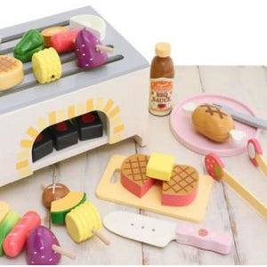 Mother Garden Wild Strawberries BBQ Set (FOR PRE-ORDER ONLY)