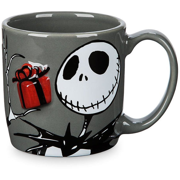 Jack Skellington Dimensional Mug