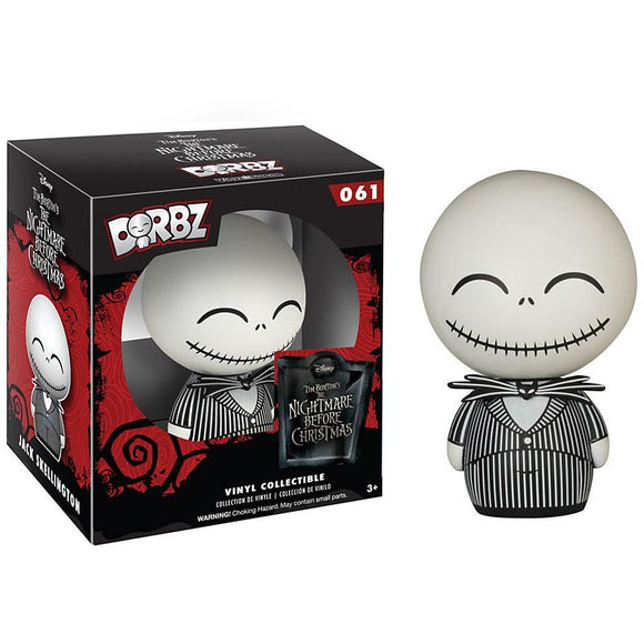 Jack Skellington Dorbz Vinyl Figure by Funko
