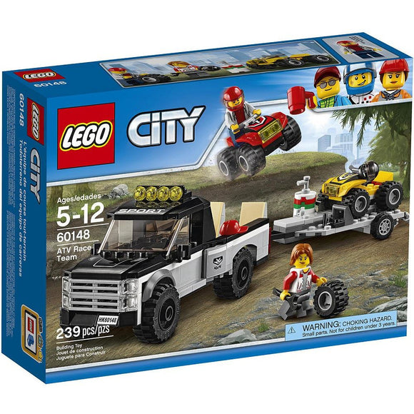 LEGO City Great Vehicles ATV Race Team (60148)