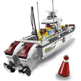 LEGO City Great Vehicles Fishing Boat (60147)