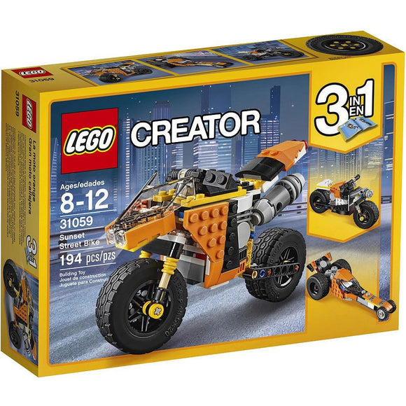 LEGO Creator Sunset Street Bike (31059)