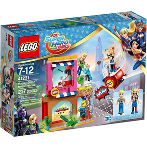 LEGO DC Super Hero Girls Harley Quinn to the rescue (41231)