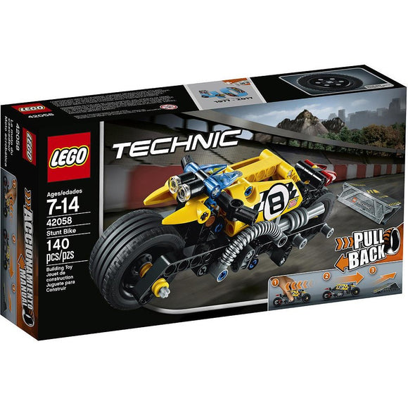 LEGO Technic Stunt Bike (42058)