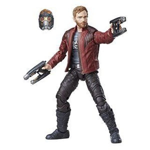Marvel Guardians of the Galaxy Legends Series 6 inch Action Figure - Star-Lord