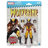 Marvel Legends Super Hero Vintage 6-Inch Figure Wolverine