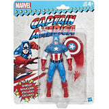 Marvel Legends Super Hero Vintage 6-Inch Figure Captain America