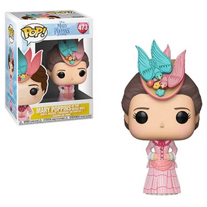 Mary Poppins Returns Mary Pink Dress Pop! Vinyl Figure #473