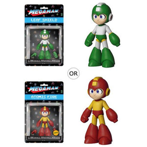 Mega Man Leaf Shield Funko Action Figure
