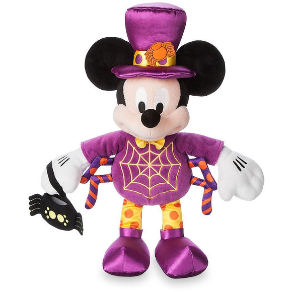 Mickey Mouse Halloween Plush - 9''