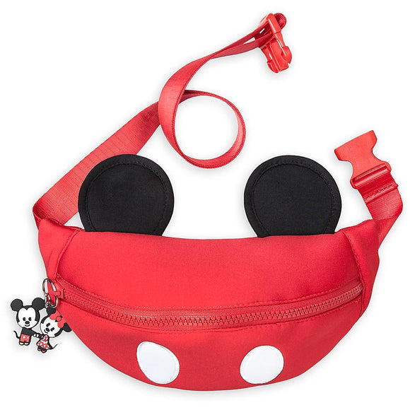 Mickey and Minnie Mouse MXYZ Hip Pack