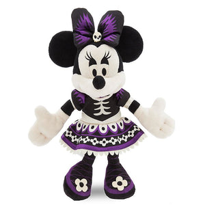 Minnie Mouse Halloween Plush - 9''