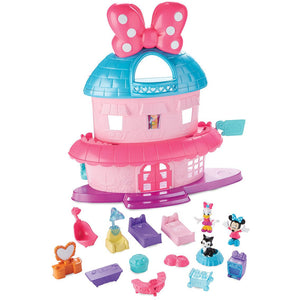 Minnie Mouse's Home Sweet Headquarters Play Set