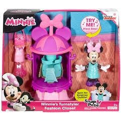 Minnie Turnstyler fashion Closet