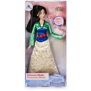 Mulan Classic Doll with Ring - 11 1/2''