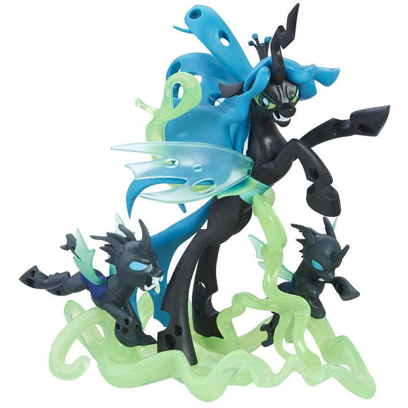 My Little Pony Queen Chrysalis and Changelings