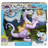 My Little Pony Friendship is Magic Guardians of Harmony Fan Series Figure - Spike the Dragon