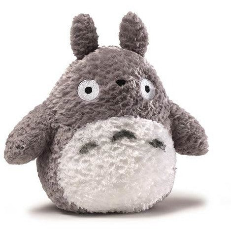 My Neighbor Totoro Fluffy Big Gray Totoro 9-Inch Plush