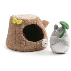 My Neighbor Totoro - Totoro Tree Trunk Small Plush