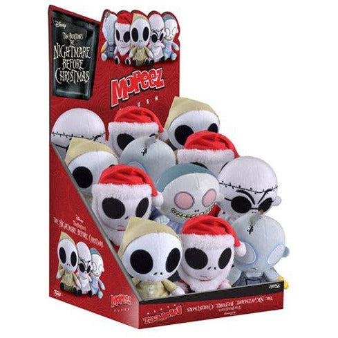Funko Nightmare Before Christmas Mopeez Plushies