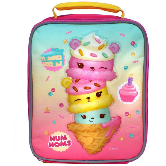 Num Noms Happy Sherbert Insulated Lunch Box