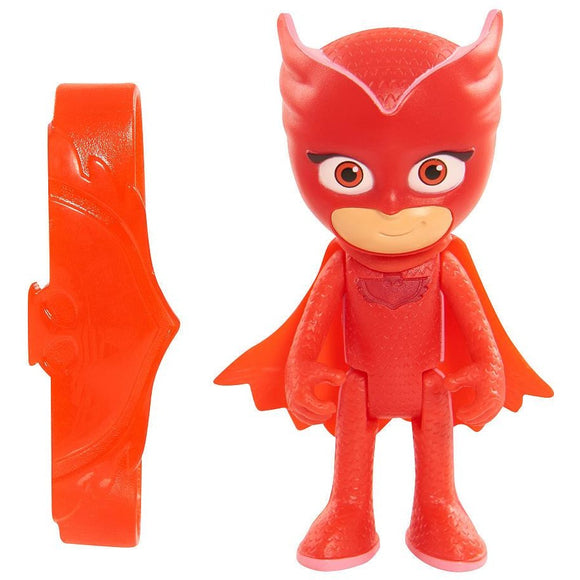 PJ Masks 3 inch Light Up Figure - Owlette