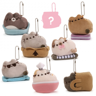 Pusheen The Cat Blind Box Series 3: Places Cats Sit