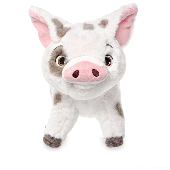 Pua Plush - Disney Moana - Small - 9.5''