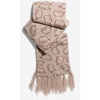 Pusheen The Cat Knit Scarf