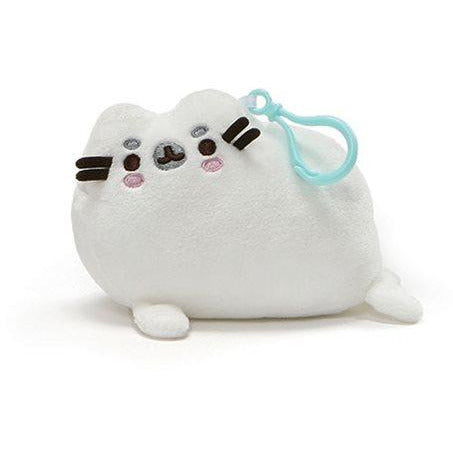 Pusheen The Cat Pusheen Seal 5-Inch Backpack Clip Key Chain