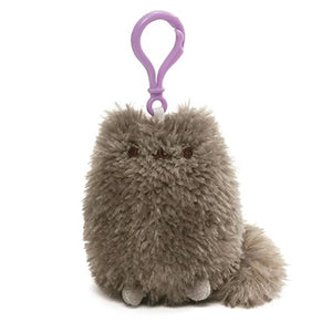 Pusheen the Cat Pip Backpack Clip Plush Key Chain