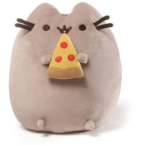 Pusheen the Cat Pizza Snackable 9 1/2-Inch Plush