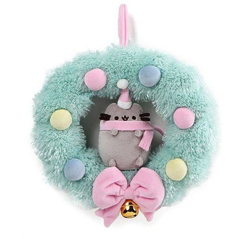 Pusheen the Cat Pusheen 10-Inch Plush Wreath