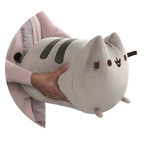 Pusheen the Cat Squisheen Log 11-Inch Plush