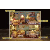 Reunion With Happiness DIY Small Dollhouse