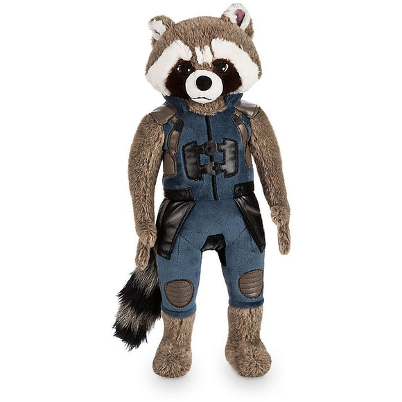 Rocket Raccoon Plush - Guardians of the Galaxy Vol. 2 - Medium - 17''