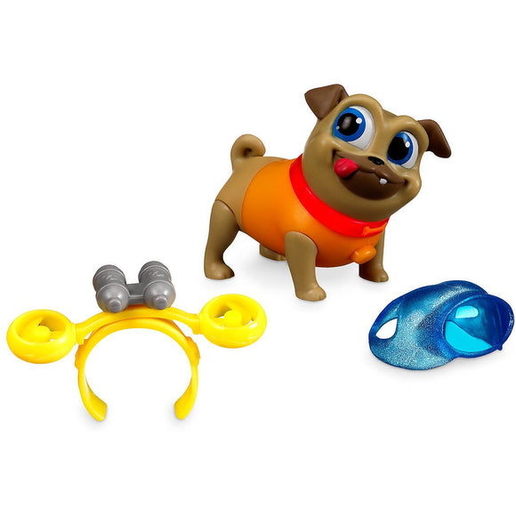 Rolly ''Pals on a Mission'' Toy - Puppy Dog Pals