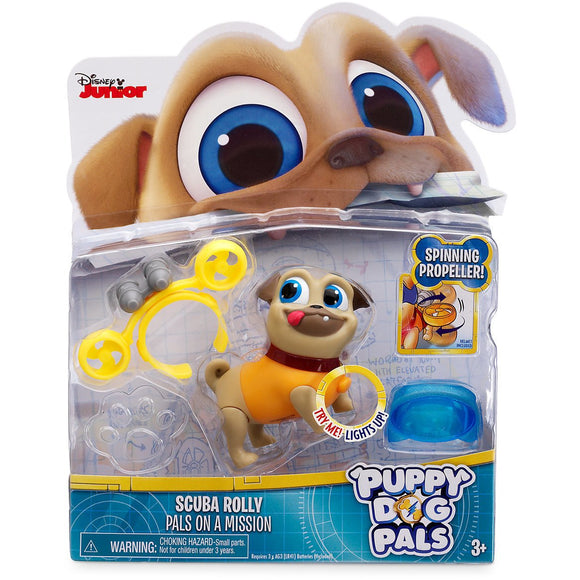 Puppy Dog Pals: Scuba Rolly Pals On A Mission