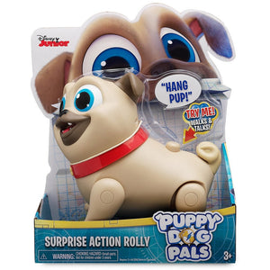 Puppy Dog Pals: Surprise Action Rolly