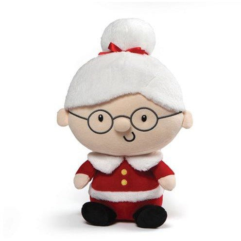 GUND Rosey Mrs. Claus Plush