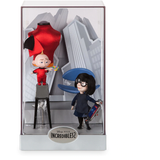 Edna Mode and Jack-Jack Disney Designer Collection PIXAR Animation Studios Series - Limited Edition