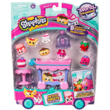 Shopkins Petite Sweets Collection Season 8 World Vacation Europe Themed Pack