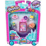 Shopkins Season 8 World Vacation Europe - 5-Pack