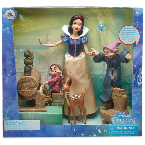 Snow White Dance Party Playset