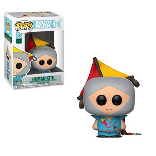 South Park Human Kite Pop! Vinyl Figure #19