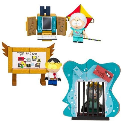 South Park Micro Construction Sets